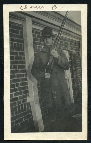 Lynchburg Home Guard in Alabama and Charlie Baber (06299)