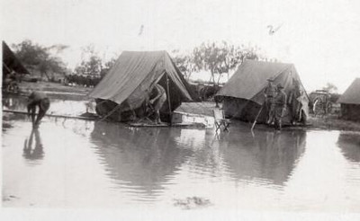 Tents By the Water (00701)