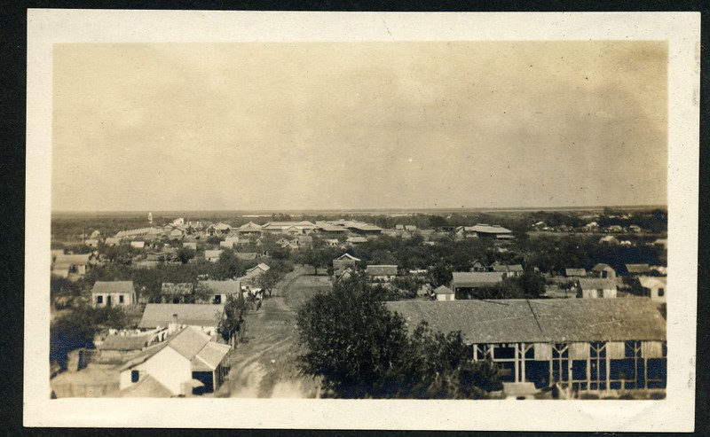 A View of the Brownsville Texas Area, 1916  (06245)