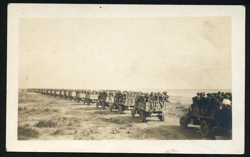 Lynchburg Home Guard Convoy (06206
