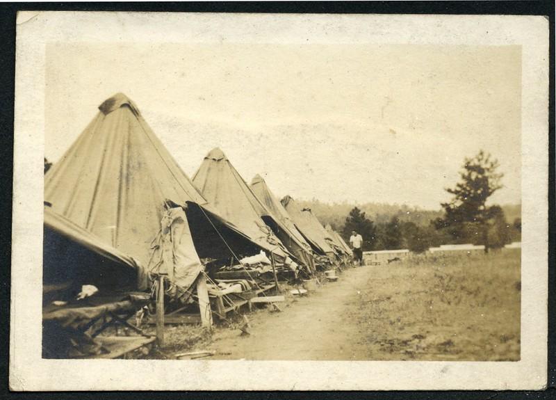 Lynchburg Home Guard's Alabama Camp Site II (06297