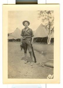 Lynchburg Musketeer John Baber (03214)