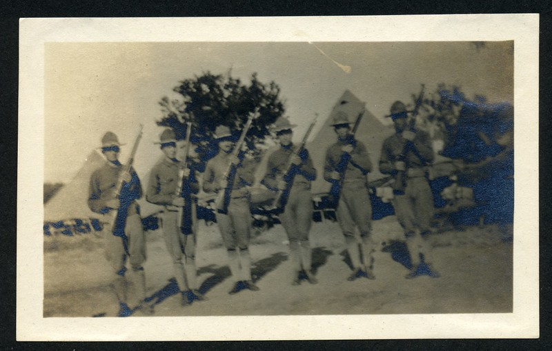 Unidentified Lynchburg Home Guard Soldiers (06225)