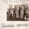 Lynchburg Musketeer Postcard III (00718)