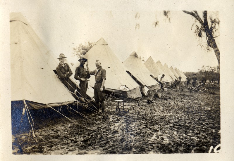 Musketeer Campsite (03431)