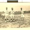 Lynchburg Musketeers At a Baseball Game (03217)