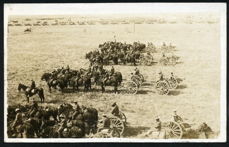 Artillery Troops (06202)