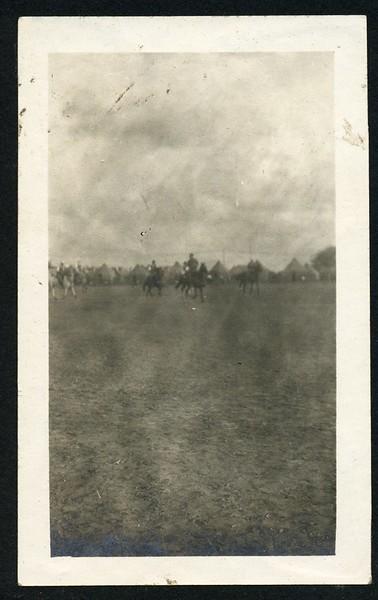 Lynchburg Home Guard Playing Polo (06229)