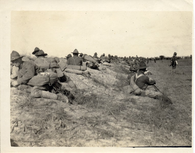 Lynchburg Musketeers Training in Texas (03257)