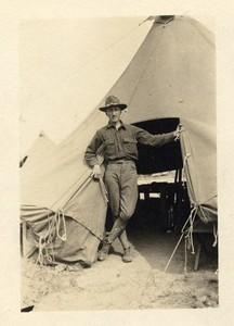Lynchburg Musketeer John Baber (03241)
