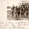 Lynchburg Musketeer Postcard I (00715)