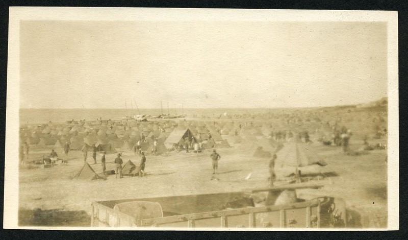 Lynchburg Home Guard Camp and Gulf of Mexico (06249