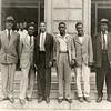 African-American Draftees, World War Two    XXI