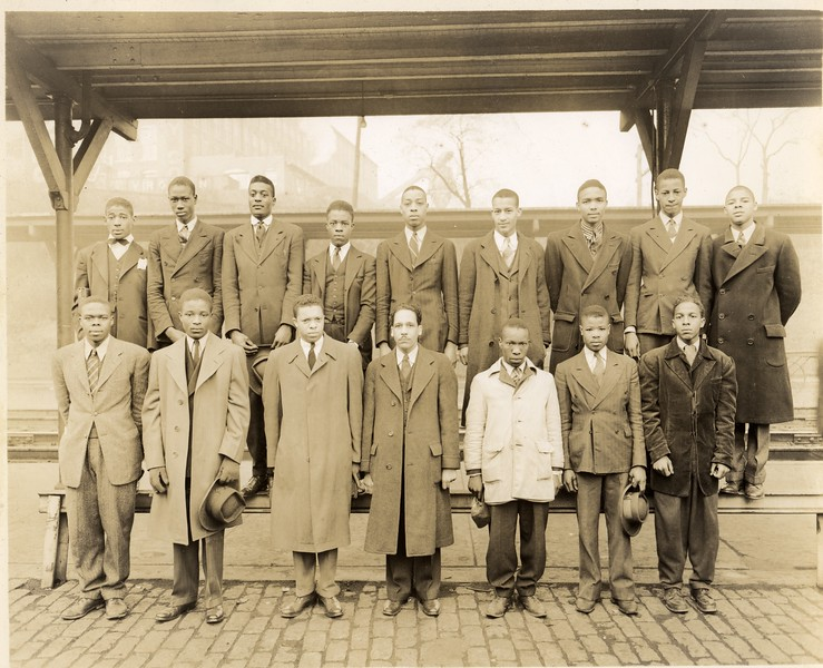 African-American Draftees, World War Two   XVIII