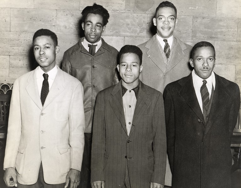 African American Draftees, World War Two   XXVII