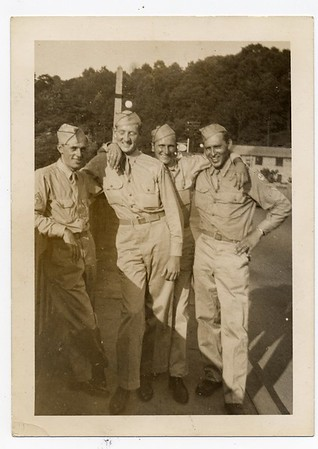 WWII Soldiers in Lynchburg  II (06579)