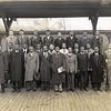 African-American Draftees, World War Two       XII