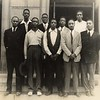 African-American Draftees, World War Two     X