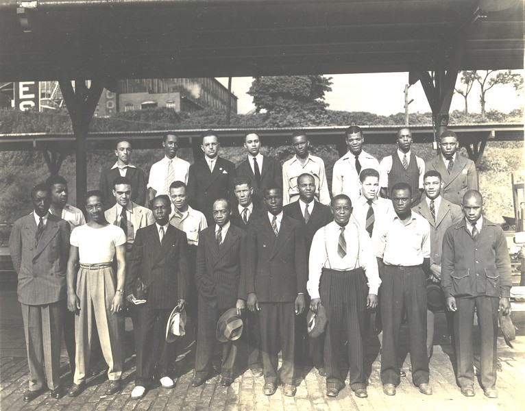 African American Draftees, World War Two    XXIV