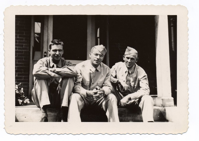 WWII Soldiers in Lynchburg III (06581)
