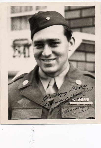 WWII Soldier, Rudy (06585)