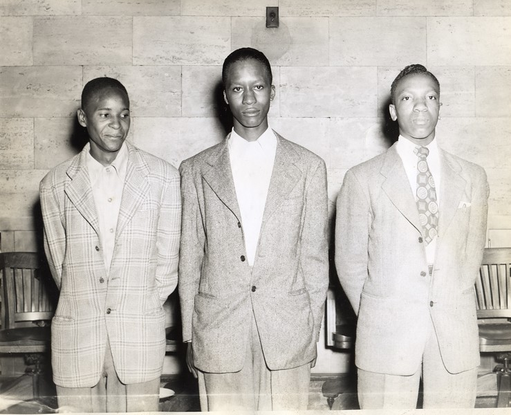 African-American Draftees, World War Two    XIX