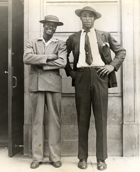 African-American Draftees, World War   XIII