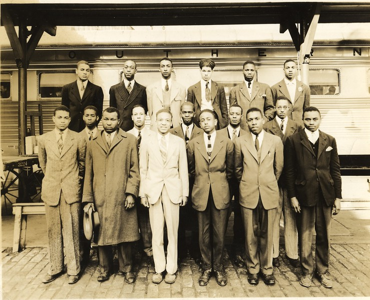 African-American Draftees, World War Two      VI