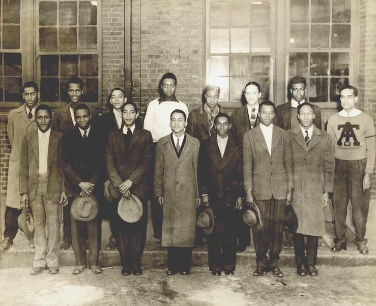 African American Draftees, World War Two     XXIII
