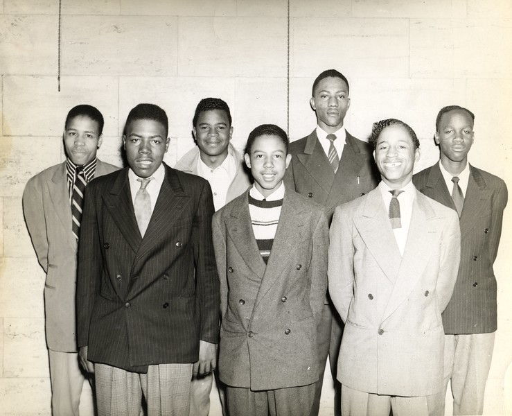 African- American Draftees, World War Two    XX