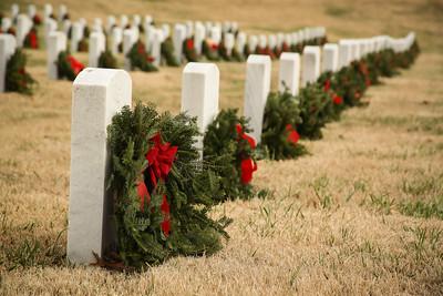 Wreaths Across America 2019
