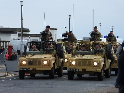 Yeomanry Parade 3/12/2014 - Archive