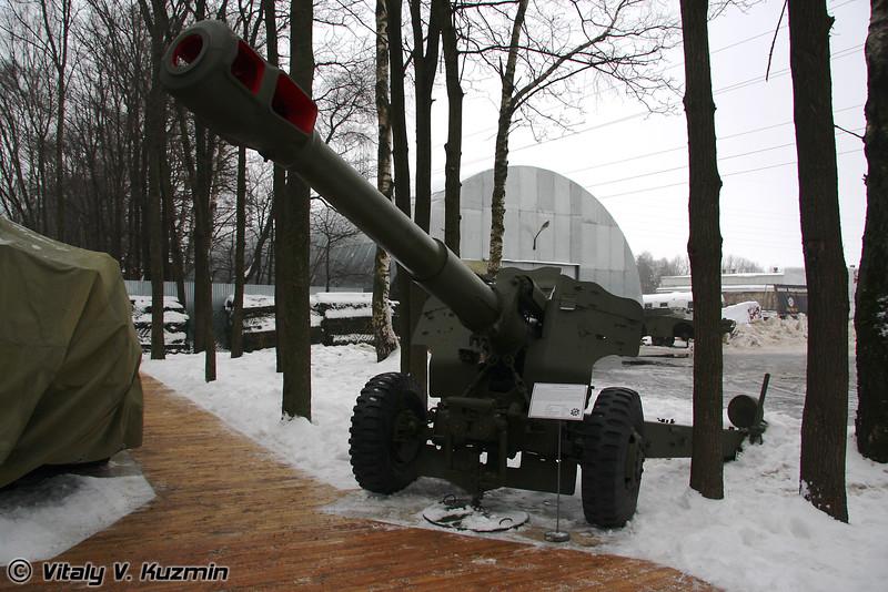 150-мм гаубица Д-20 (150mm D-20 howitzer)