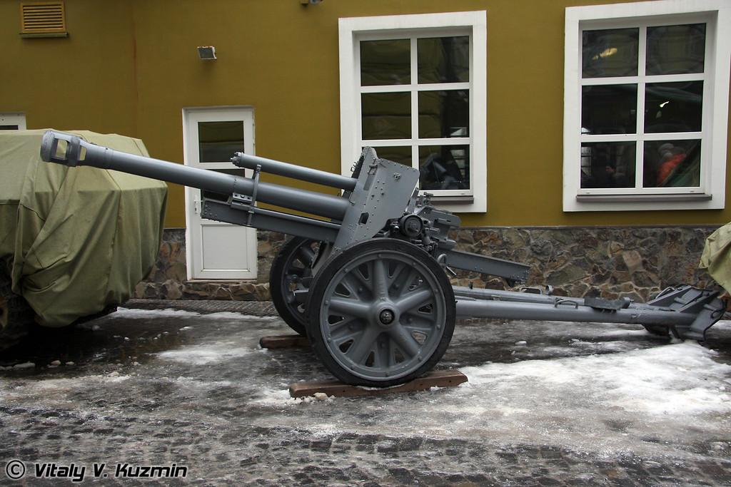 105-мм легкая полевая гаубица leFH18