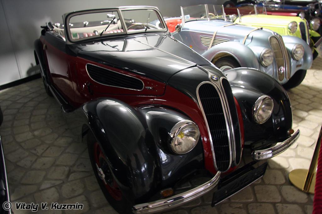 BMW 327 Sport- cabrio