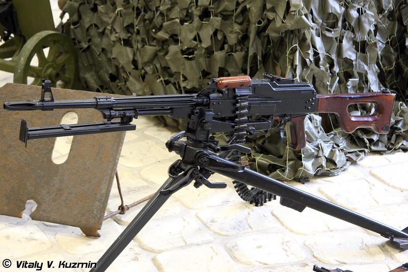 Пулемет ПКС (PKS machinegun)