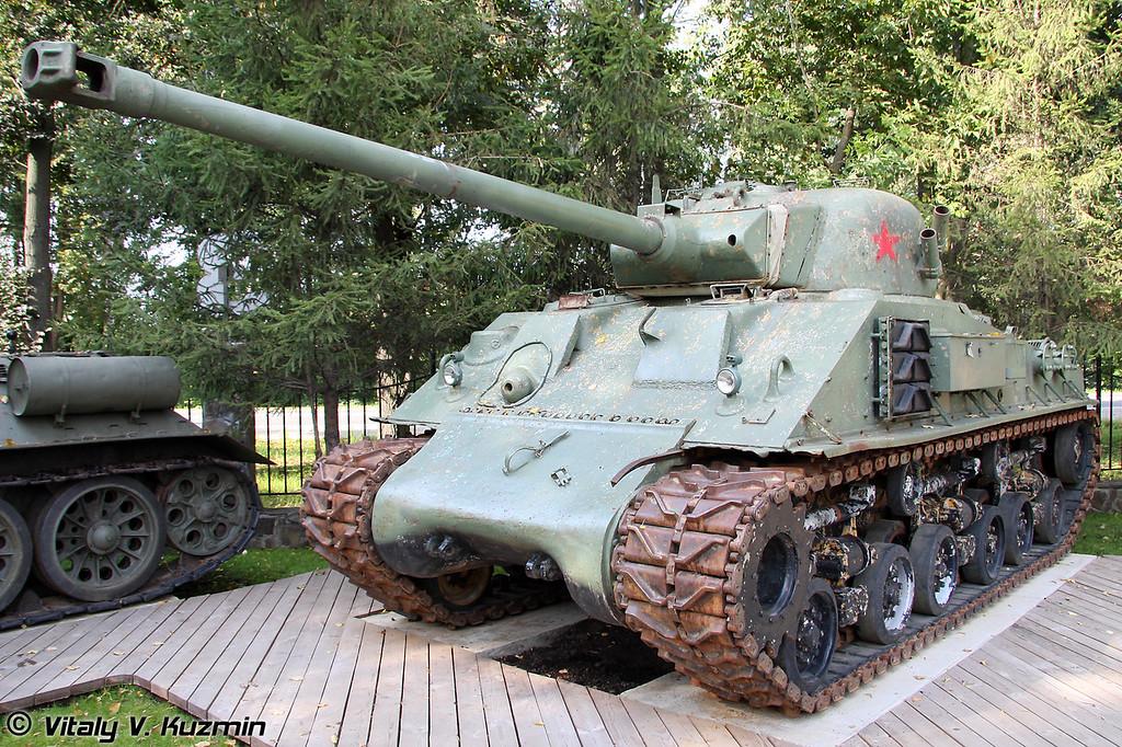 М-50 Шерман (M-50 Sherman)