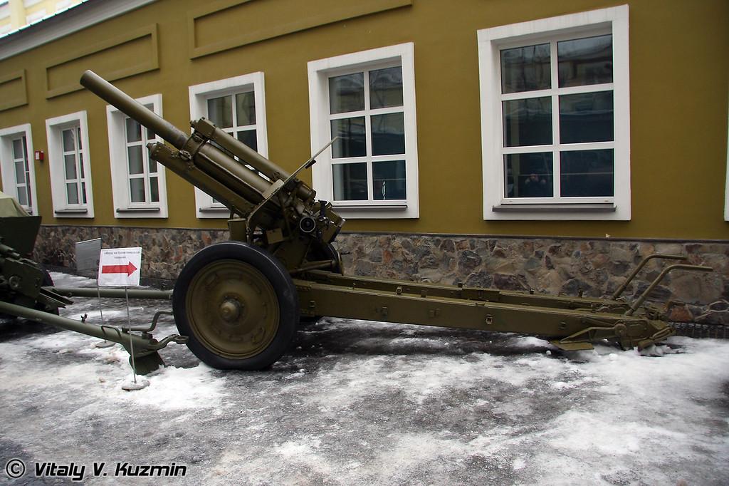 122-мм гаубица М-30 (120-mm M-30 howitzer)