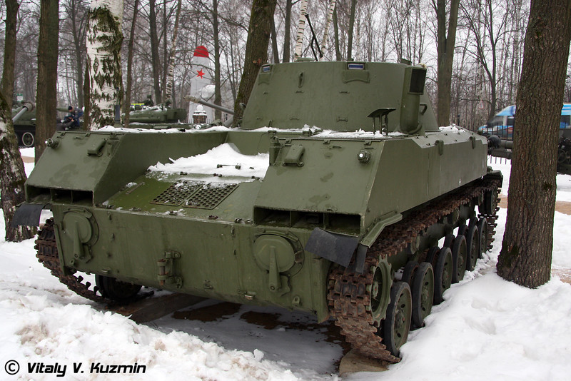 120-мм самоходное артиллерийское орудие 2С9 Нона-С (120-mm self-propelled mortar 2S9 Nona-S)
