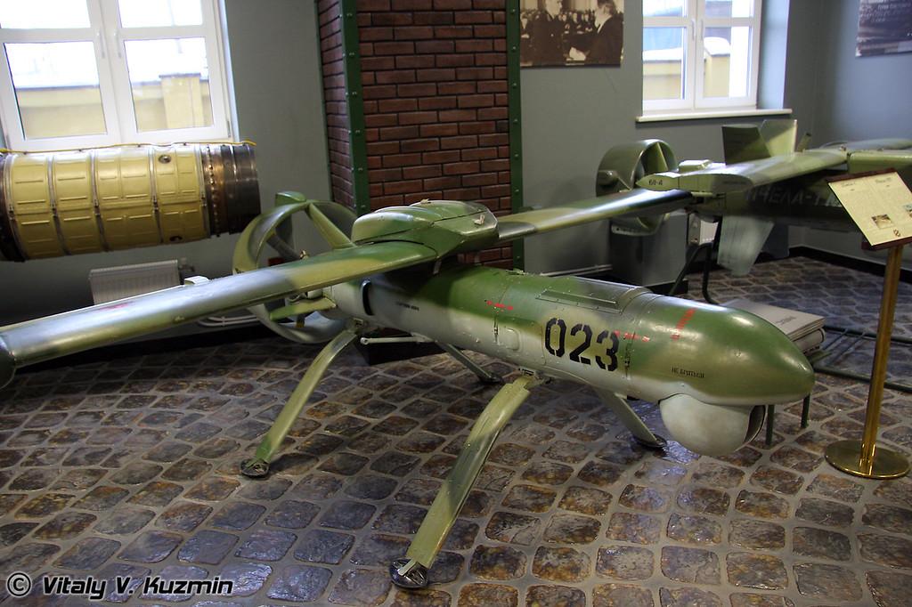 БПЛА Шмель-1 (UAV Shmel-1)