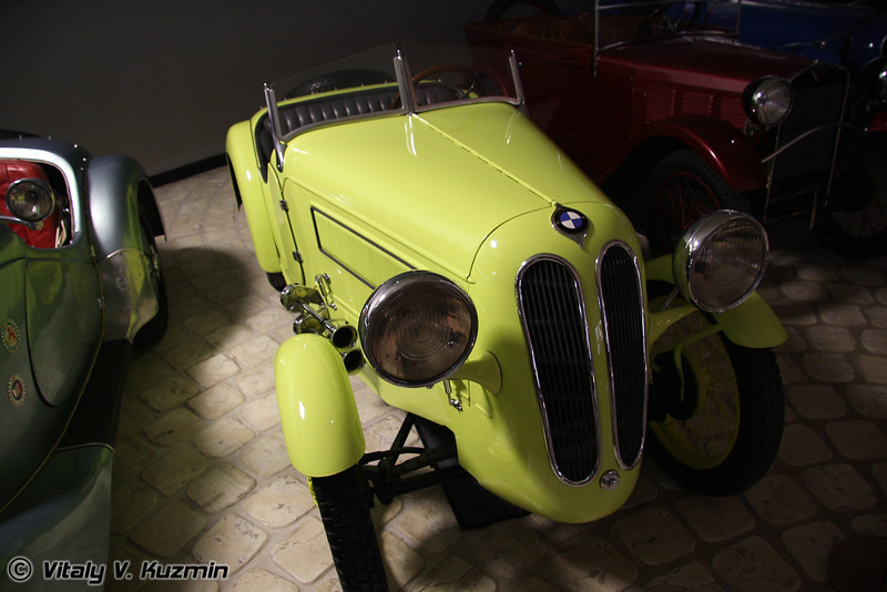 BMW Wartburg DA 3
