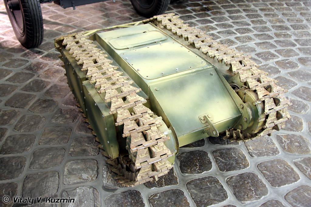 Носитель взрывного заряда Голиаф Sd.Kfz.302 (Goliath Light Demolitions Carrier Sd.Kfz.302)