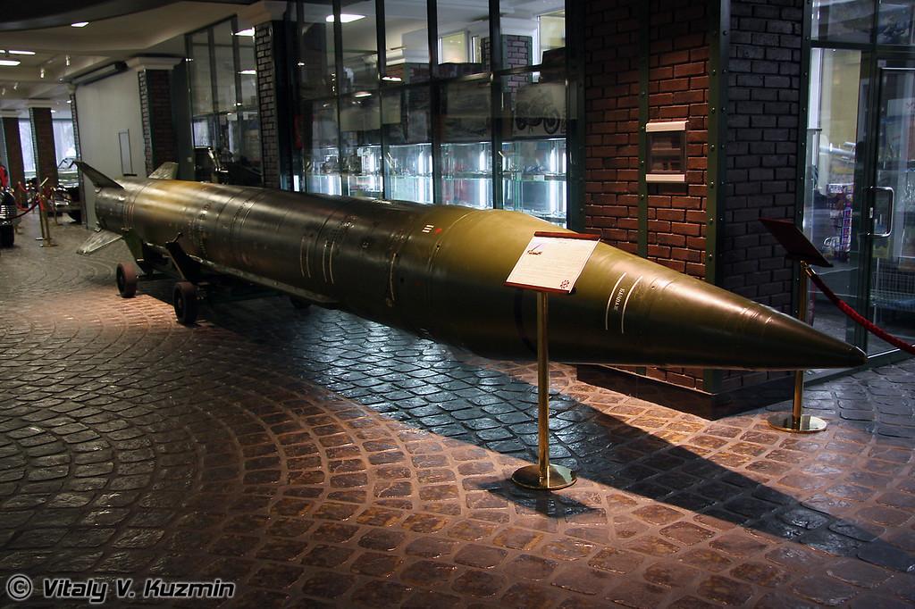 ОТР 8К-14 комплекса 9К72 Эльбрус (SS-1с SCAD B missile)
