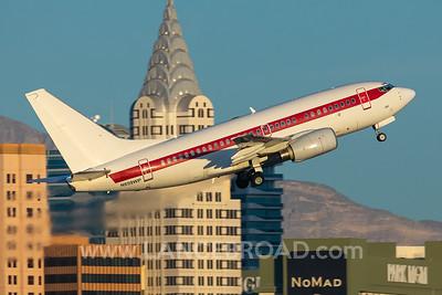 Janet 737-600 - N859WP - LAS