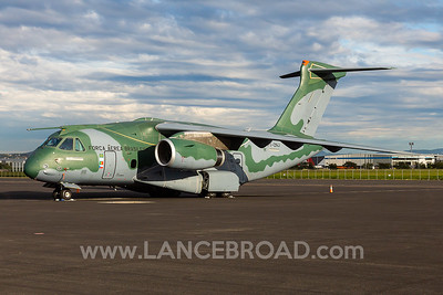 Brazilian Air Force Embraer KC-390 - PT-ZNJ - BNE
