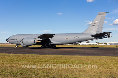 United States Air Force KC-135R - 59-1492 - BNE