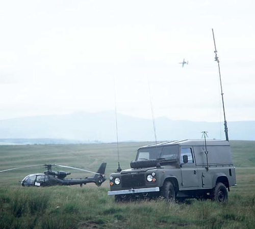 Land Rover Military 131