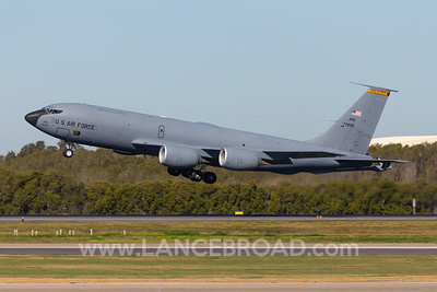 United States Air Force KC-135R - 57-2606 - BNE
