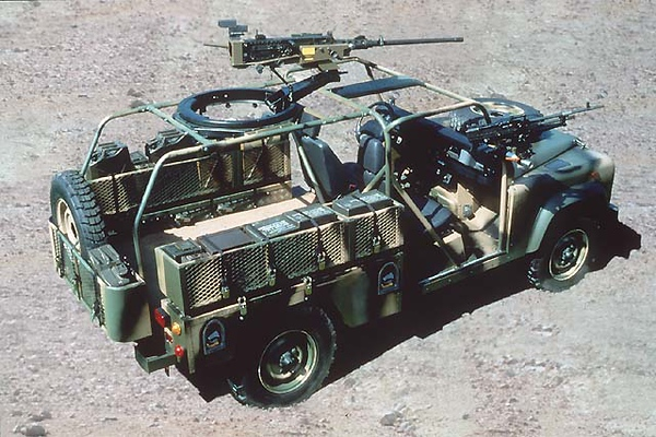 Land Rover Military 109