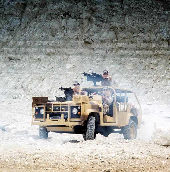 Land Rover Military 135